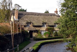 Photo of Thatched Cottage near beck in Thornton le Dale