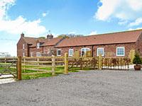 Danebury Manor Farm Cottages Flixton near Scarborough - Owl Cottage and Hare Cottage