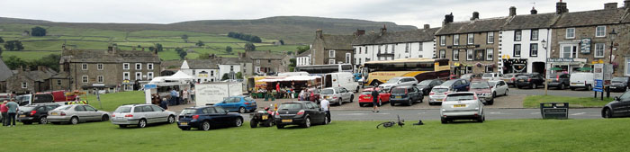 Reeth Market Day is every Friday