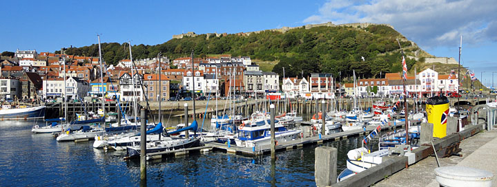 Photo of Scarborough Marina and Castle