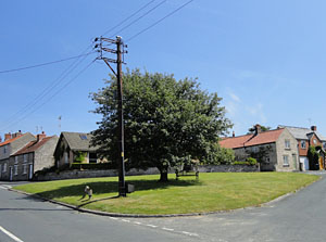 Photo of Wrelton Village Green - Holiday cottage in Wrelton North Yorkshire - Self catering accommodation