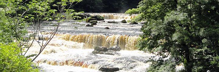 Photo of Aysgarth Falls North Yorkshire
