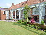 Accommodation at Barmoor Farm Cottages - Meadowsweet Cottage ( Ref E1496 ) Holiday home near Scalby village