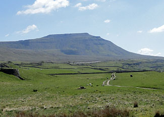 Photo of Ingleborough - One of the Three Peaks