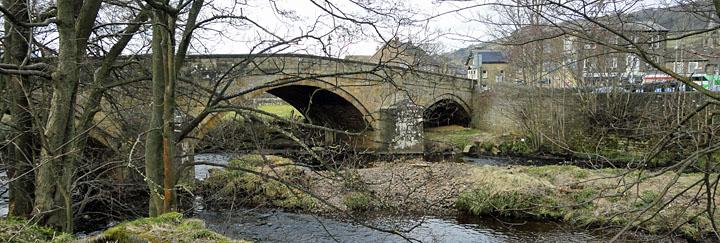 Photo of Pateley Bridge North Yorkshire