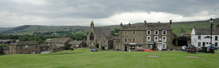 Reeth Holiday Cottages Self Catering Accommodation In