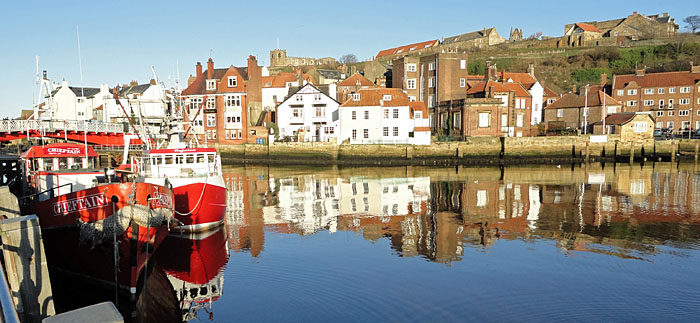Photo of River Esk in Whitby