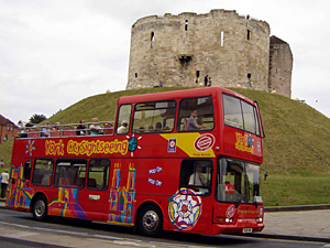 York City Bus Tour - Sightseeing tickets