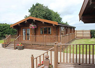 Roseberry Lodge at Blackwell Lodges - Self Catering Lodge Accommodation near Stokesley North Yorkshire