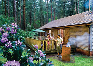 Photo of Keepers Lodge ( Ref LP1732 ) at Griffon Forest Holiday Lodges near York
