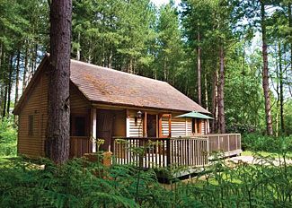 Poachers Lodge ( Ref LP2102 ) at Griffon Forest Lodges - Self Catering Accommodation near York
