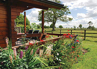 Typical Beech Lodge ( Ref LP3903 ) at Home Farm Lodges near York