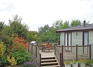 Juniper Lodge ( Ref LP8106 ) at Lindale Park - Bedale Holiday Park in North Yorkshire