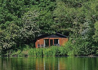 Setting of Jorvik Lodge ( Ref LP1718 ) Holiday Lodge at York Lakeside Lodges