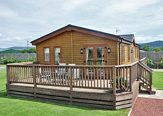 Typical York Luxury Lodge ( Ref LP4567 ) at York House Country Park near Thirsk North Yorkshire