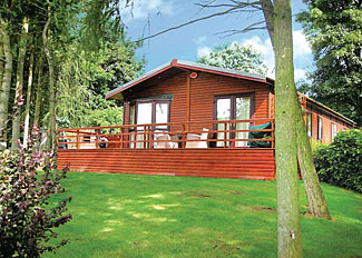Allerton Lodge ( Ref LP4511 ) at Allerton Holiday Park near Knaresborough North Yorkshire