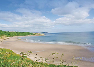Holiday park near Scarborough - Cayton Bay caravan park - Self catering accommodation North Yorkshire