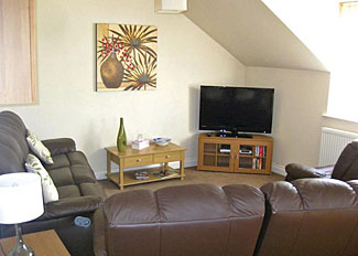 Interior of Weir Side Apartment ( Ref LP6901 ) Self Catering Accommodation at Weir Holiday Park near York