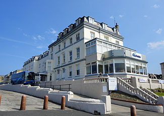 Norbreck Hotel near Scarborough Castle - North Yorkshire Half Board Accommodation