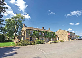 Bar & Restaurant at Bowland Fell Holiday Park near Skipton Yorkshire Dales