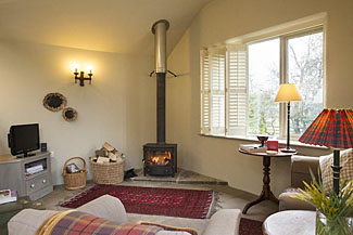 Interior of Cedar Cottage at Gales House Farm - Gillamoor Self Catering Accommodation near Kirkbymoorside