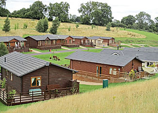 Self Catering Lodge Accommodation at Badgers Retreat Lodges - Tunstall near Richmond