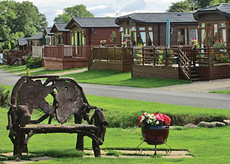 Holiday Lodges at Badgers Retreat - Self catering accommodation in North Yorkshire
