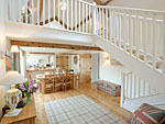 The Cart Shed holiday cottage at Scalby Lodge Farm ( Ref IXJ ) Scalby accommodation near Scarborough sleeps 8