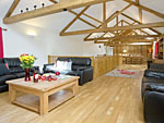 Converted barn - Sycamore Cottage at Thirley Cotes Farm - Harwood Dale near Scarborough