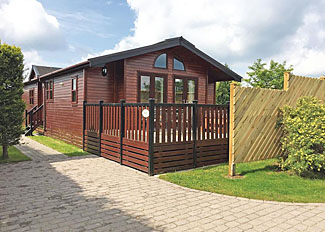 Beech Lodge ( Ref LP15064 ) at Hollybrook Holiday Lodges in Easingwold North Yorkshire