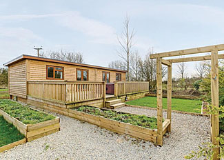 Helmsley Lodge ( Ref LP14270 ) Self Catering Lodge Accommodation at Pickering Lodges in North Yorkshire England