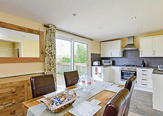 Living area in Levisham Lodge ( Ref LP7411 ) at Pickering Lodges - Ryedale area of North Yorkshire