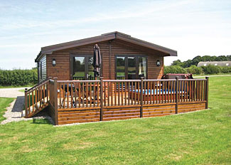 Hawthorn Lodge setting ( Ref LP5413 ) Wighill holiday lodges York