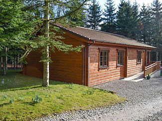 Setting of Chloes Lodge ( Ref UK2210 ) Sycamore Famr Lodges - Self catering accommodation near Pickering