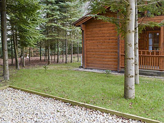 Millies Lodge setting ( Ref UK2211 ) Holiday Lodge in Cropton North Yorkshire